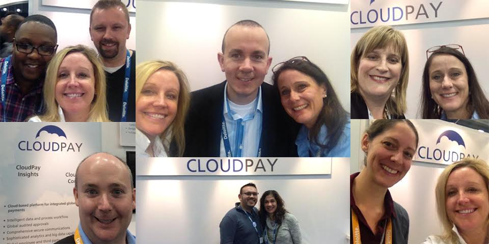 CloudPay Selfie Collage