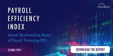 Global Payroll Efficiency Index