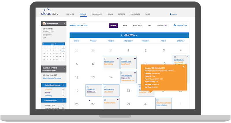 payroll calendars and payroll schedules