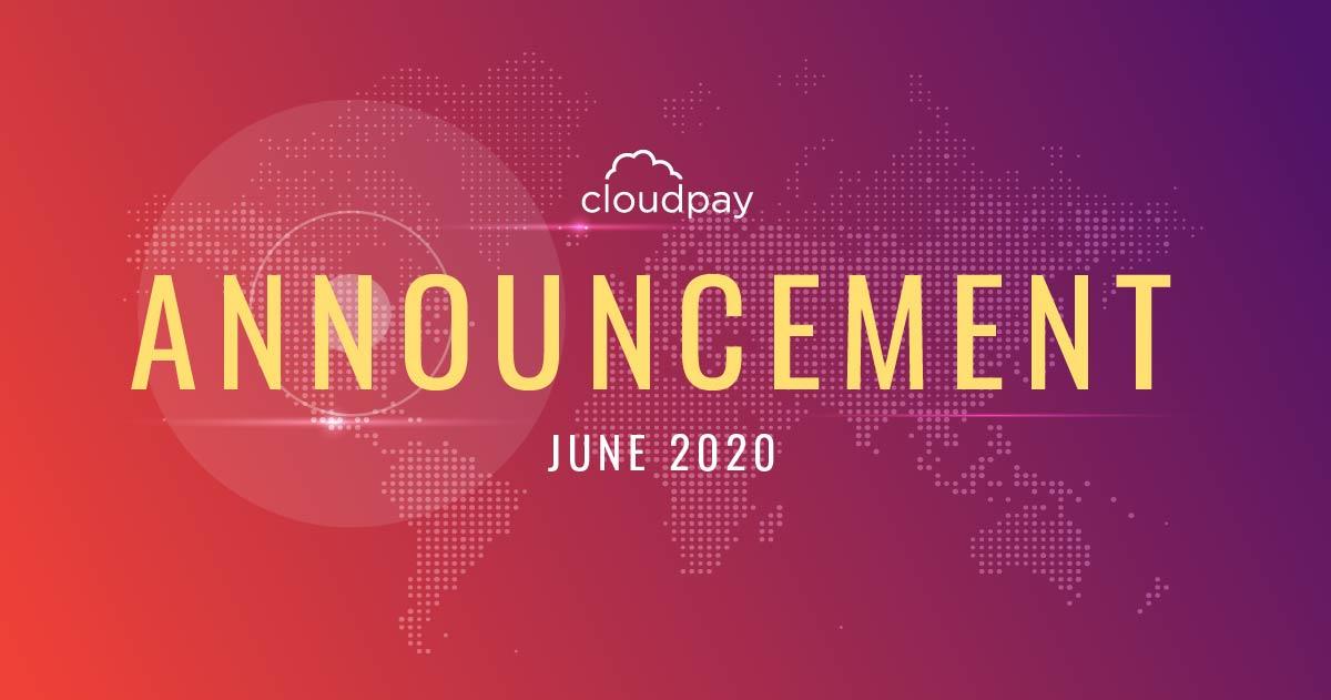CloudPay Press Release