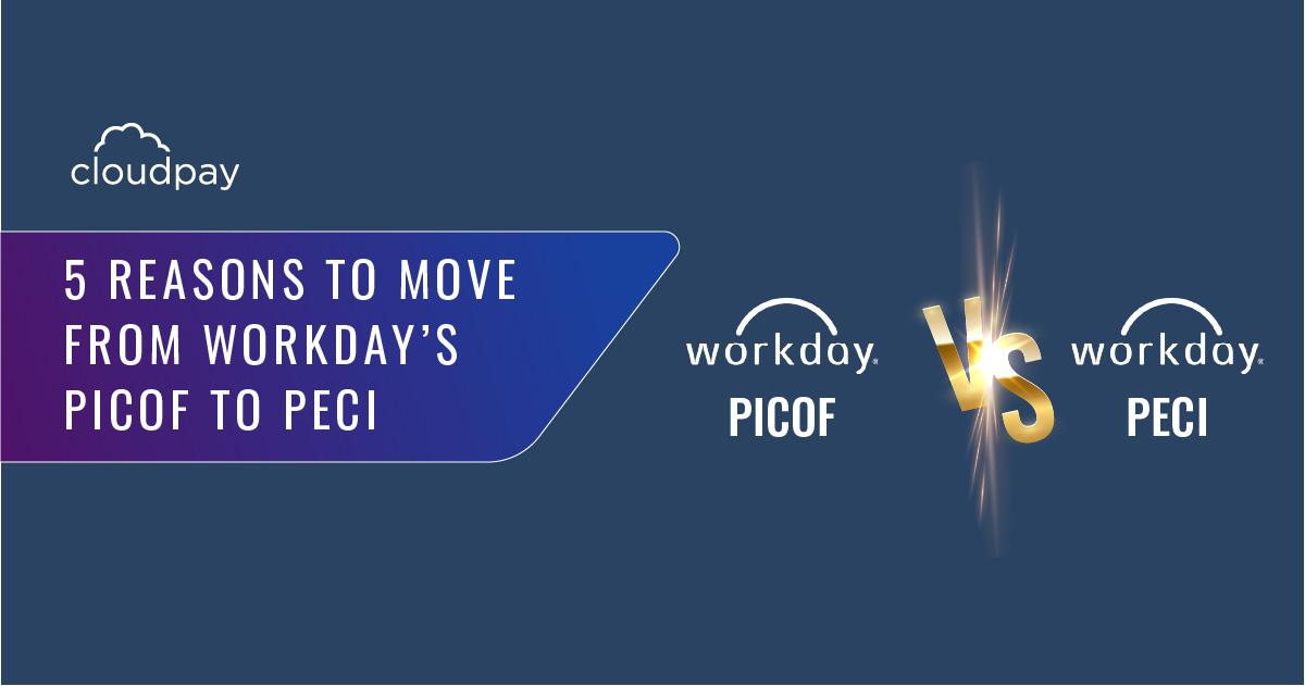 workday picof to peci global payroll