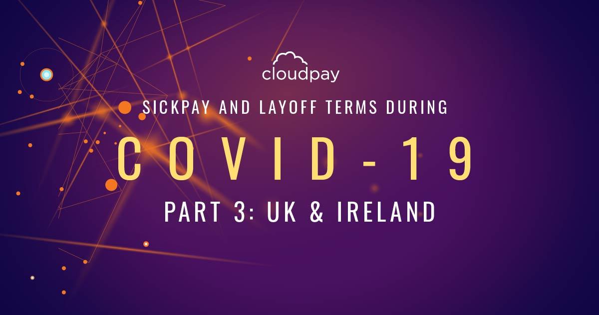 Sick Pay and Layoff Terms During COVID
