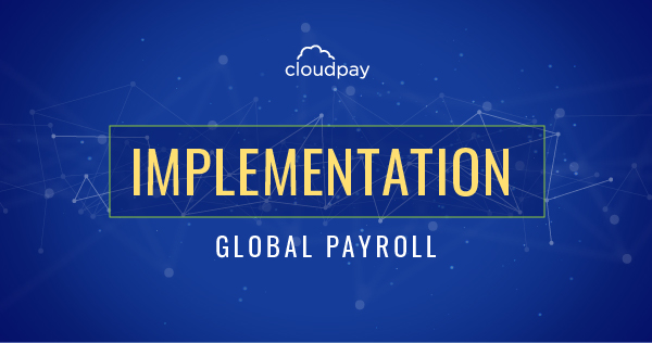 Global Payroll Implementation