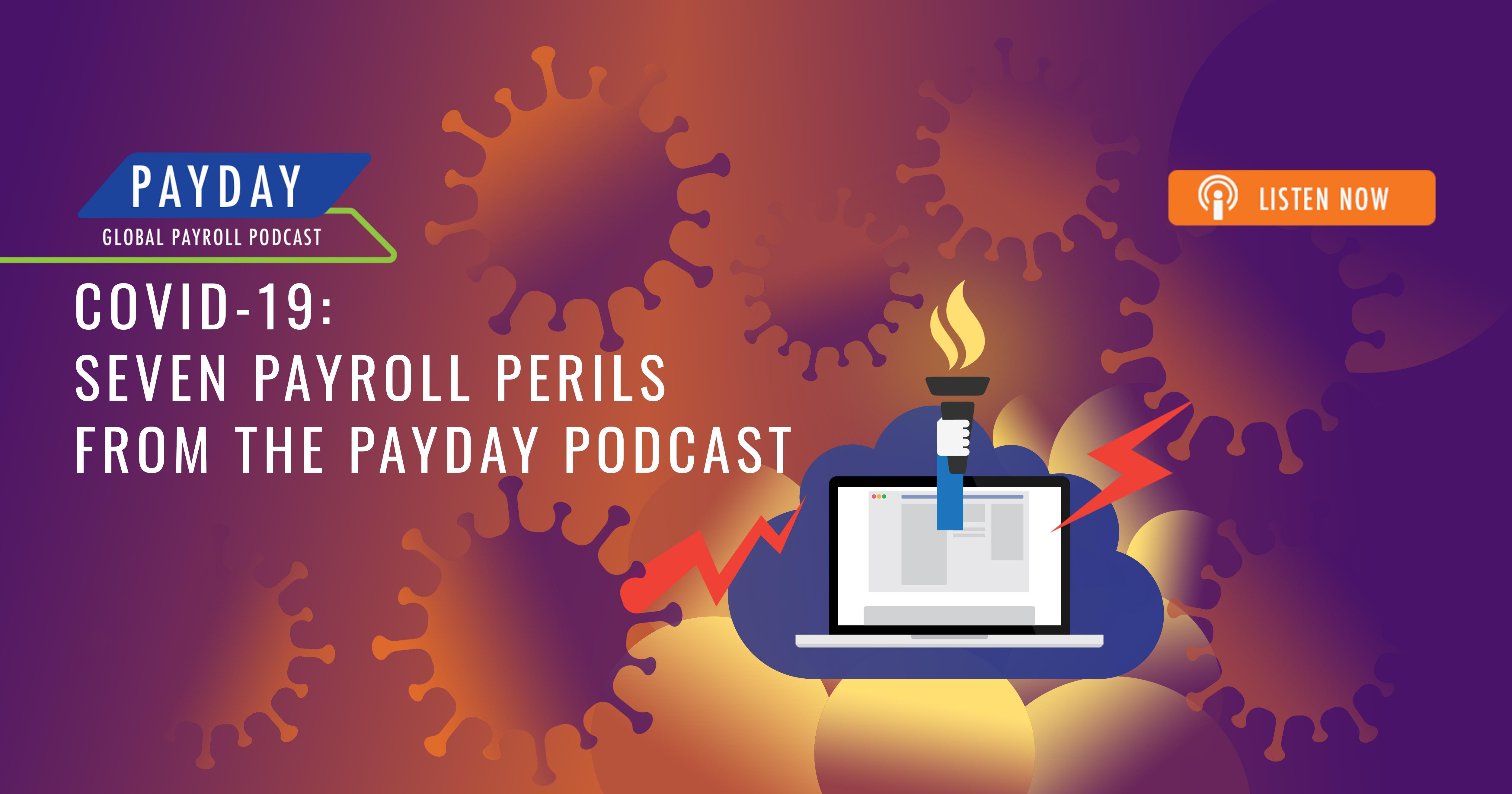 COVID19 - Seven Payroll Perils