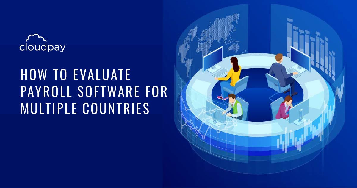 payroll software for multiple countries