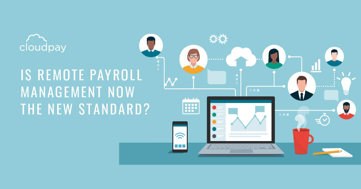 remote payroll management