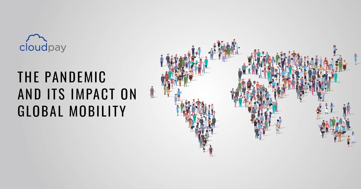 pandemic impact on global mobility