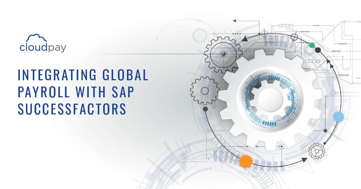Global Payroll SAP SuccessFactors
