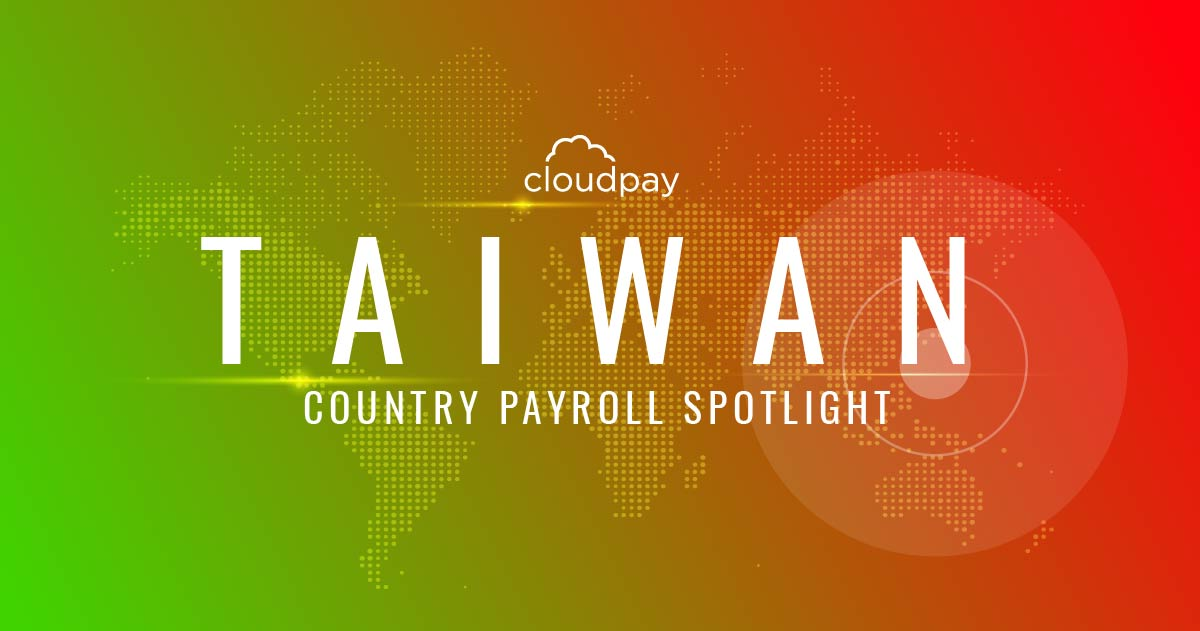 Understanding Payroll in Taiwan