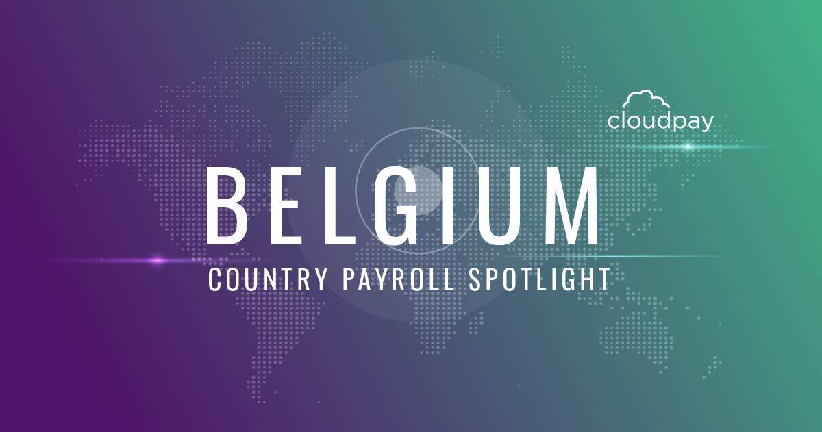 Understanding Payroll in Belgium