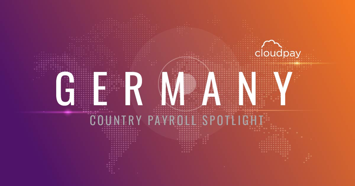 Understanding Payroll in Germany