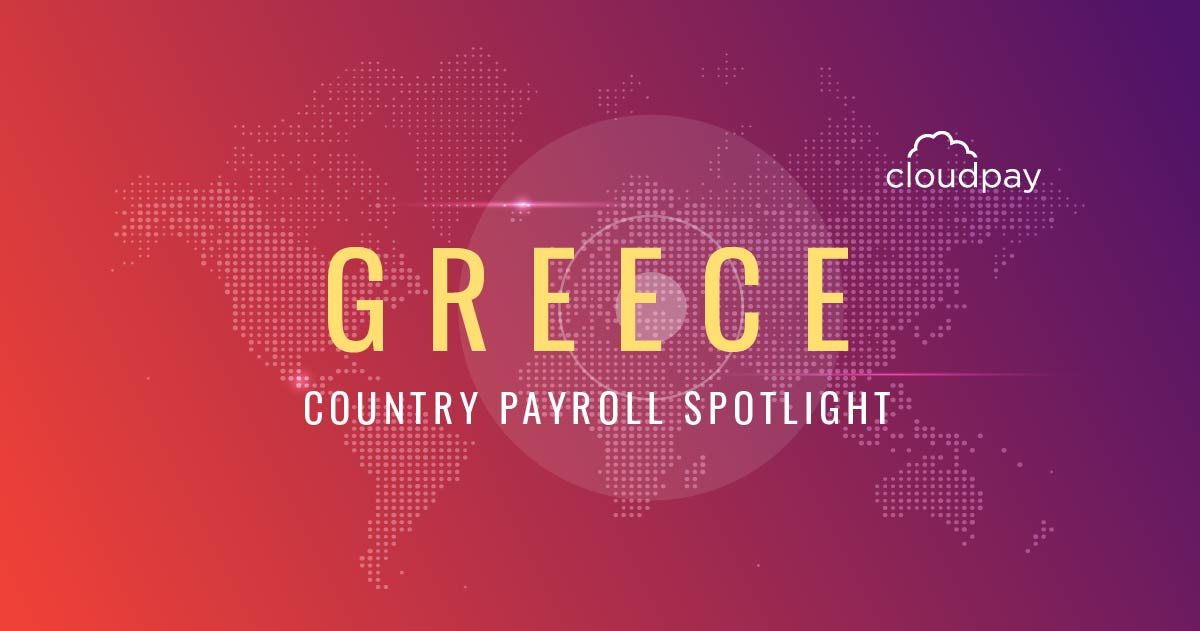Greece Country Payroll
