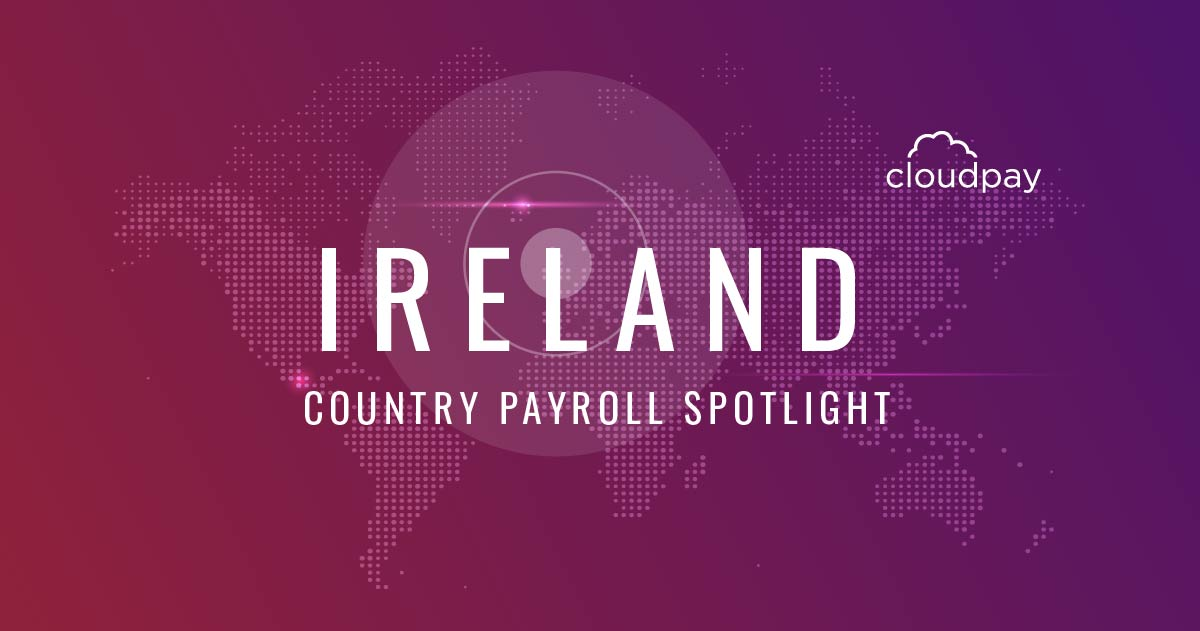 understanding payroll in Ireland