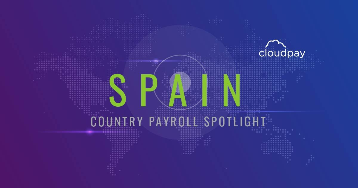 Country Guide Payroll in Spain