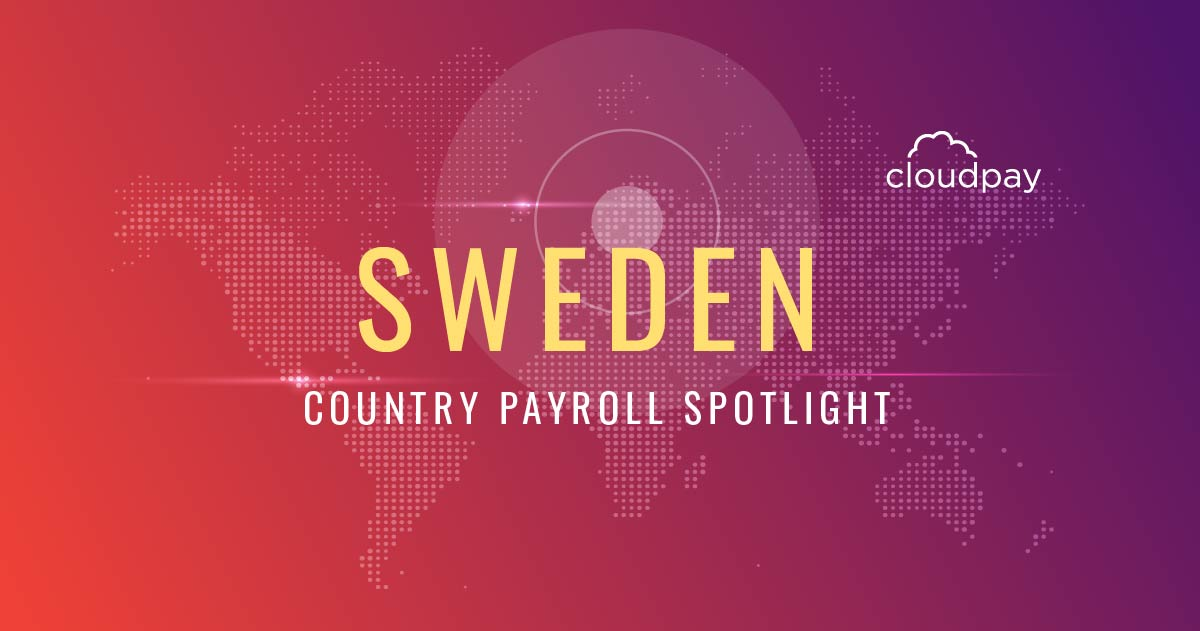 Country Guide Payroll in Sweden